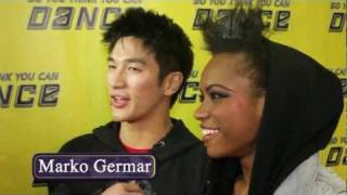 SYTYCD Season 8 Finale, Top 4, Judges, Kenny Ortega