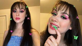 Fairy Makeup Look