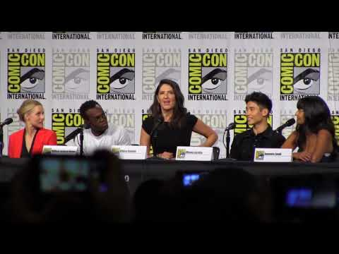 The Good Place Panel SDCC 2018