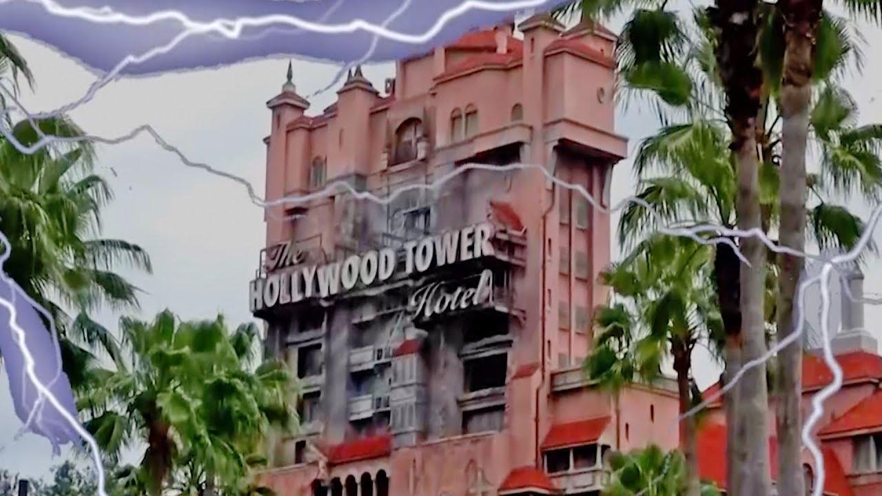 MyDisneyFix | The Twilight Zone Tower of Terror at Disney ... Tower Of Terror Disney World Inside Video