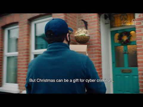 Scam Bulletin: Shopping online this Christmas? Be Cyber Aware and don't be scammed