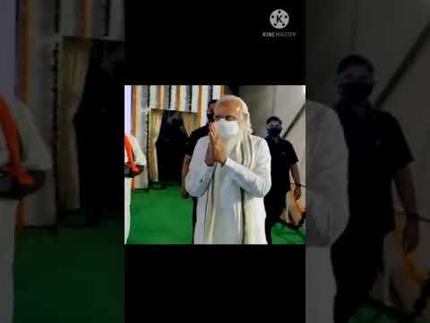 Rockstar welcome for Prime Minister Modi at Trivandrum... | Kerala Election