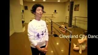 Cleveland City Dance 2014 Summer Session