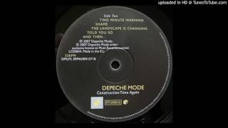 Depeche Mode - And Then...