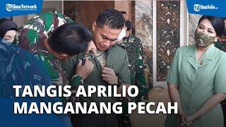 Tangis Aprilio Manganang seusai Ganti Nama dan Dinyatakan Pria, Akui Tetap Fokus di TNI AD