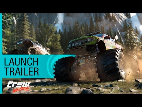The Crew Wild Run Launch Trailer [US] thumbnail
