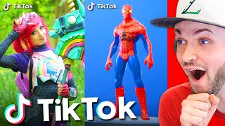 *BEST* Fortnite TIK TOKS that are actually GOOD! (Memes + Funny Moments)