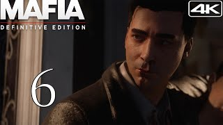 Mafia Definitive Edition  Walkthrough Gameplay With Mods pt6  To The Country 4K 60FPS Classic