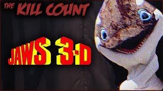 Jaws 3D (1983) KILL COUNT