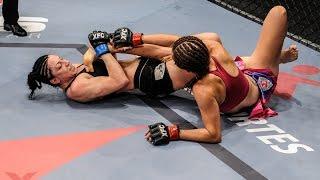 XFCi 9: Julia Berezikova X Juliana Werner | Fight Highlights