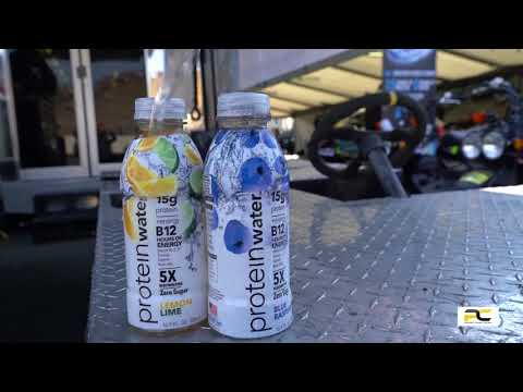 Paul Harris and Parker Chase discuss the benefits of Protein Water by ProBalance
