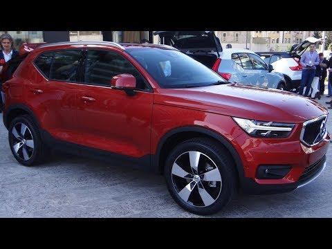 Volvo XC40 2019 Наши тесты