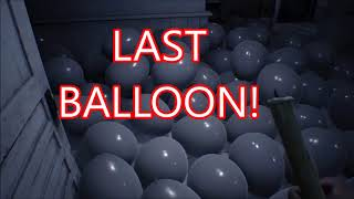 Resident Evil 7 - What happens if you take out all the Balloons then solve Lucas's riddle? - dooclip.me