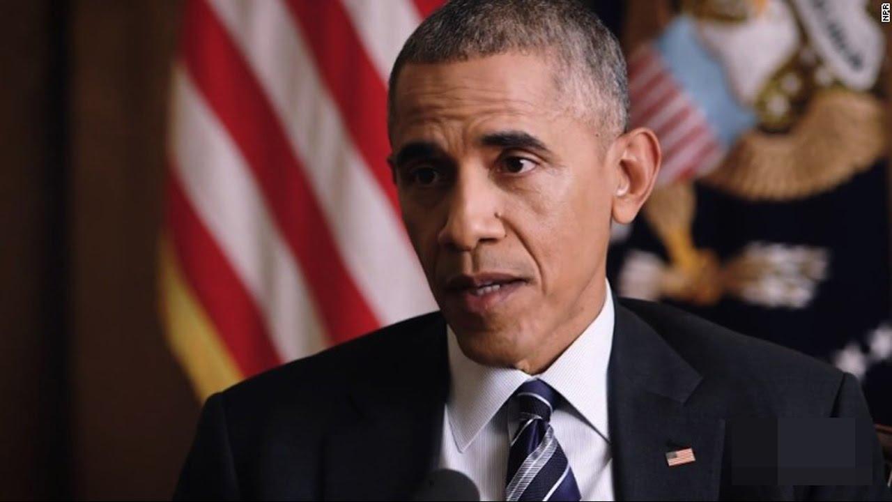 Obama Talks Tough On Russian Hacking thumbnail
