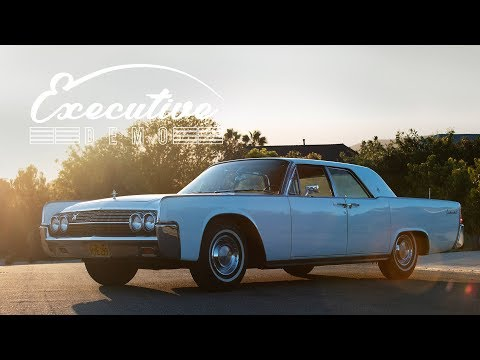 1962 Lincoln Continental: Executive Demo