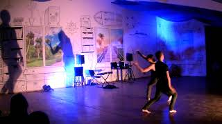 Improvisation Performance : Narendra Patil & Francisco Cordova