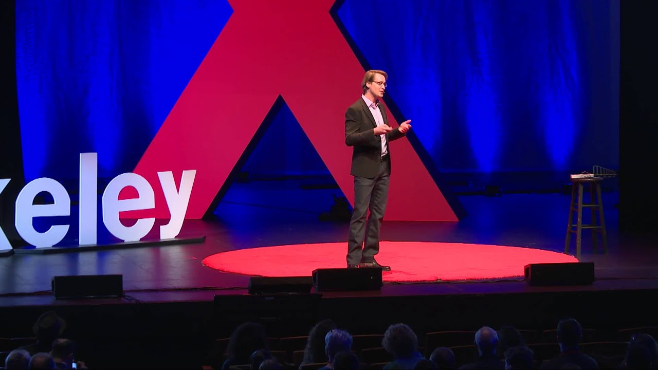 Jeromy Johnson's talk on TEDx