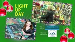 preview picture of video 'Loxton Light Up Day'