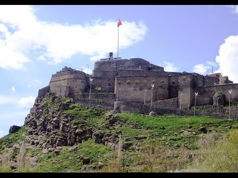 Kars fortress Turkey , Կարսի բերդ , Карс
