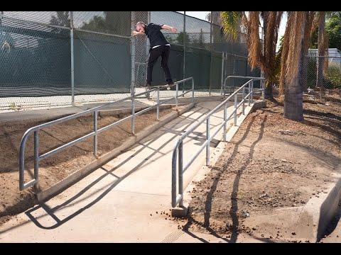 X Games Real Street - Matt Berger - ESPN