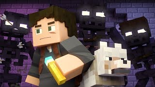 "♪ ""Rush Over Me"" - A Minecraft Music Video/Song ♪"
