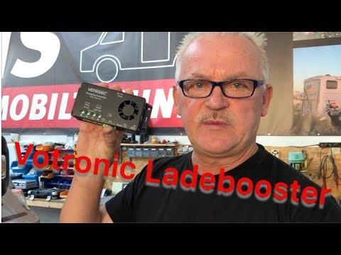 Ladebooster von Votronic bei Guido erste Wahl