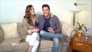 Cynthia Rodríguez entrevista en exclusiva a Carlos Rivera en #Viña2019