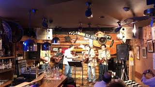 """Video thumbnail of """"Travelin Down The Blue Road & Blue Kentucky Wind & Am I A Fool / T-Time Out"""""""