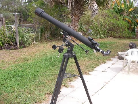 Get the most out of your 60mm Refractor Telescope