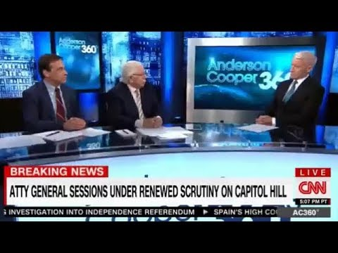 CNN Anderson Cooper 360 11/02/17 | Carter Page Testifies: Jeff Sessions About Russia Trip