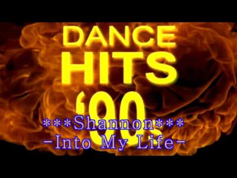 Shannon - Into My Life (Extended Remix Version)