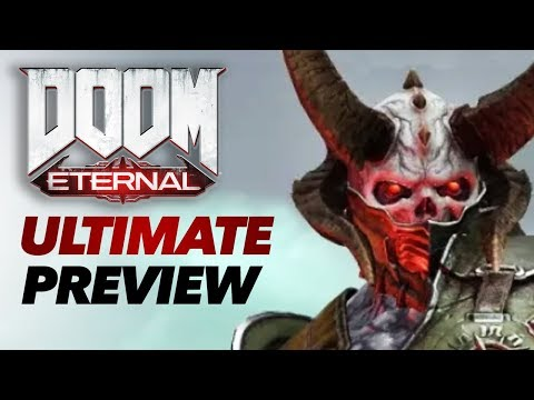 Doom Eternal Gameplay – The Ultimate Preview