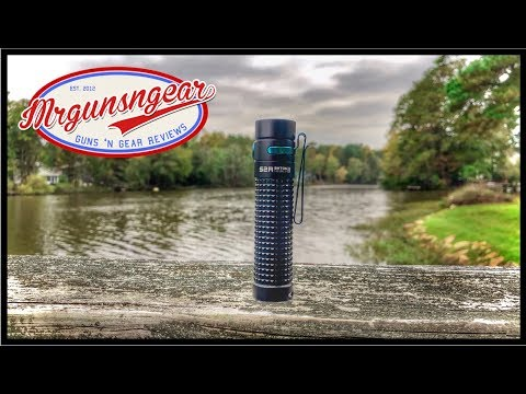 Olight S2R Baton II 1,150 Lumen EDC Flashlight Review & Flash Sale  🔦