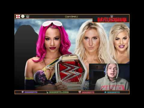 WWE 2016: Battleground Predictions