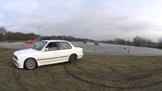 preview picture of video '07.02.2015 - Drift Day - Drive@Weeze'