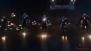 Эволюция кастюмов Железного человека _ Разбор / MARK 15 - MARK 20 \ Часть: 3