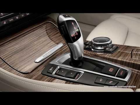 2014 BMW 5 Series Sedan - Interior Design