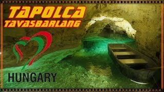 preview picture of video 'Tapolca / Tavasbarlang - Hungary (Magyarország)'