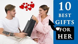 10 BEST GIFT Ideas For Your GIRLFRIEND