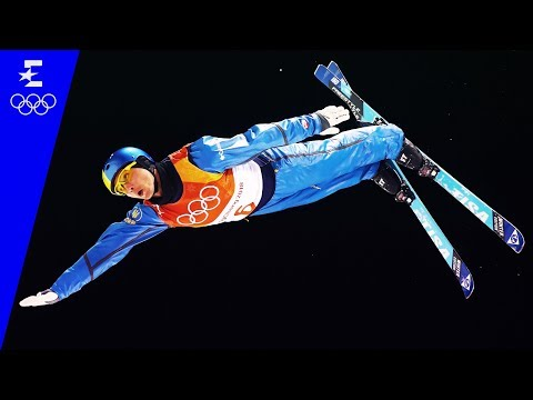 Freestyle Skiing | Men's Aerials Highlights | Pyeongchang 2018 | Eurosport