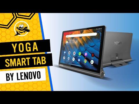 External Review Video F0XjAZM4h_M for Lenovo Yoga Smart Tab Tablet