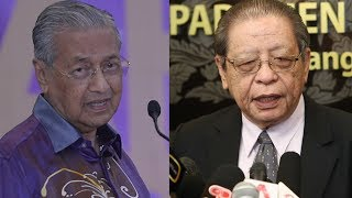 """Tun M: """"No comment"""" on Kit Siang's DAP exit statement"""