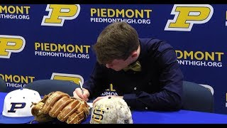 Piedmont's Mason Mohon Signs With Southern Union (Baseball)