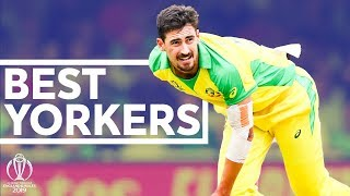 The Best Yorkers Of The 2019 CWC! | Unplayable Deliveries | ICC Cricket World Cup 2019
