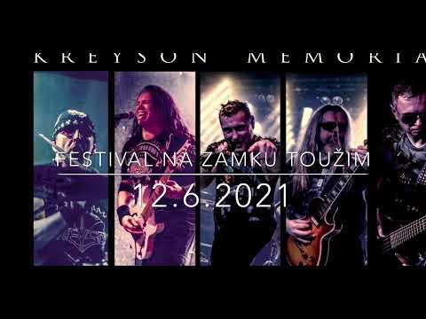 Kreyson Memorial - POZVÁNKA NA FESTIVAL NA ZÁMKU TOUŽIM