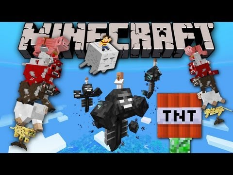 Minecraft 1.5 Snapshot: Mob Riding, Release Date, Smooth Lighting, HD Fonts & More! 13w09a