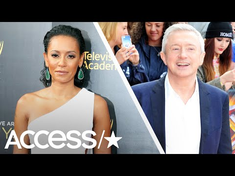 Louis Walsh Gropes Mel B's Butt In Resurfaced Video From 2014 (видео)
