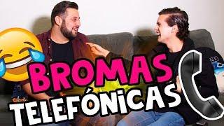 Bromas Telefonicas feat. Cesar Ivan Filio / Memo Aponte
