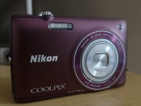 Nikon Coolpix S4100 Review