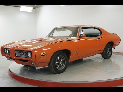 Video of '68 GTO - QHH8
